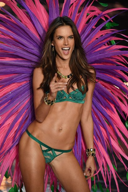 Alessandra Ambrosio is from Erexim, Brazil. (Photo: Getty Images)