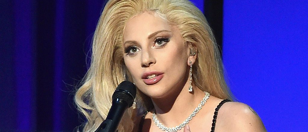 Actress/recording artist Lady Gaga performs onstage at the 27th Annual Producers Guild Of America Awards at the Hyatt Regency Century Plaza on January 23, 2016 in Century City, California