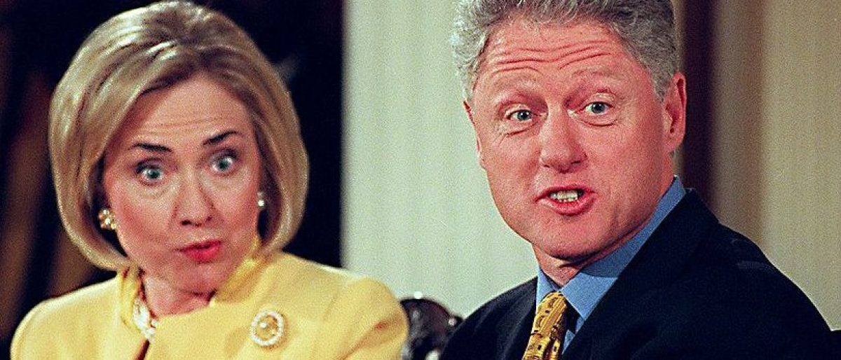 Flashback Bill Clintons Chaotic Confused Failing First Year As