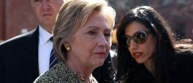 Emails: Huma Abedin Was Worried About Using Her BlackBerry Overseas, In Contrast To Hillary