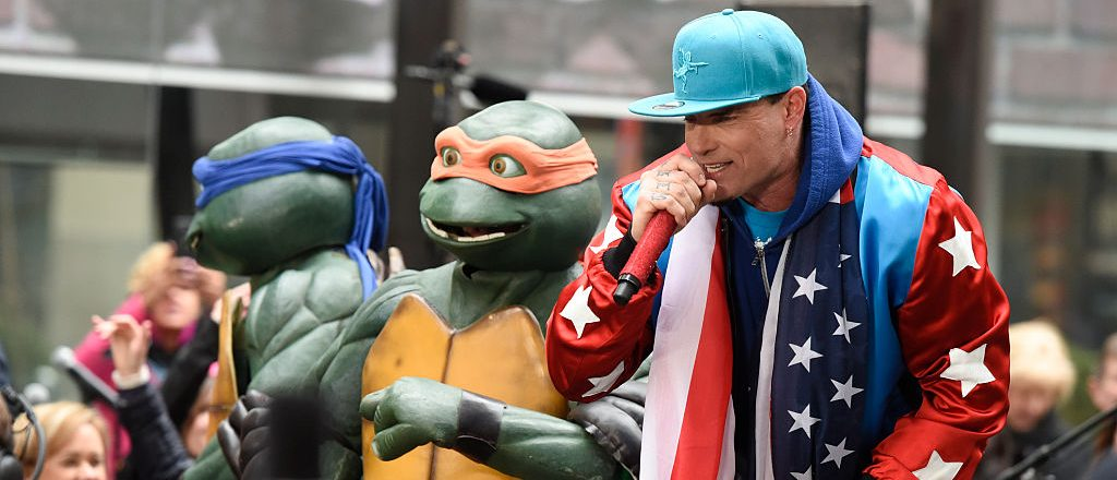 Vanilla Ice (Getty Images)
