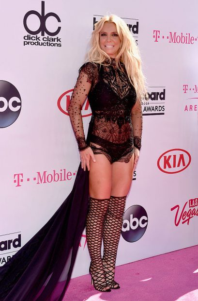 Britney Spears. (Photo: Getty Images)