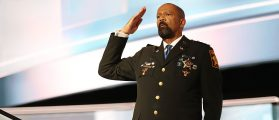 Sheriff Clarke: Liberal Media Created Fake News With 'Hands Up Don't Shoot' Lie