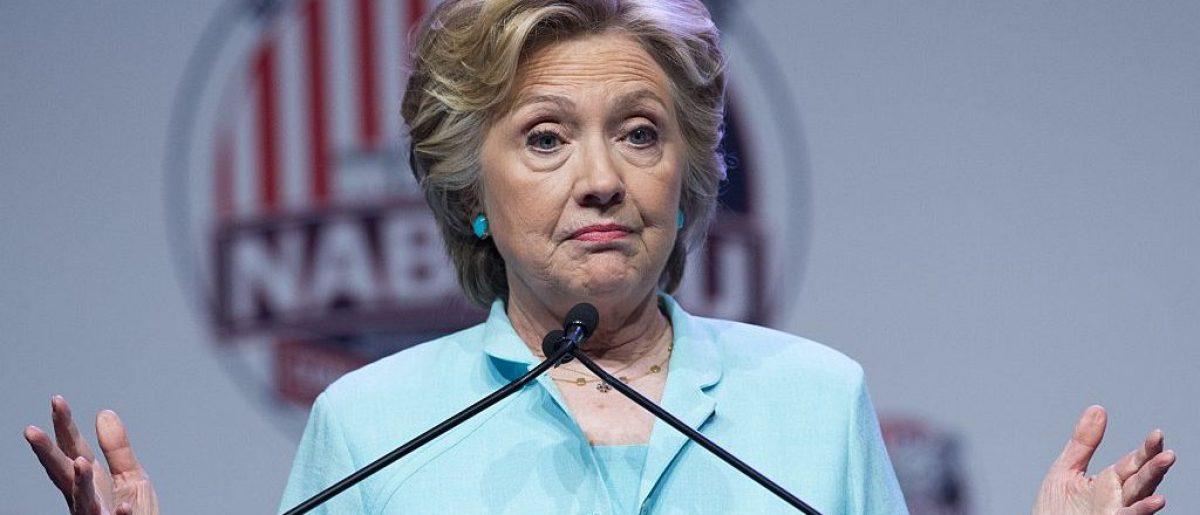 Hillary Clinton (Photo: SAUL LOEB/AFP/Getty Images)