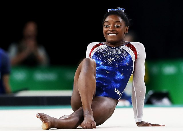Simone Biles Grandparents: Olympic Gymnast's Biological Mother Is Not Happy