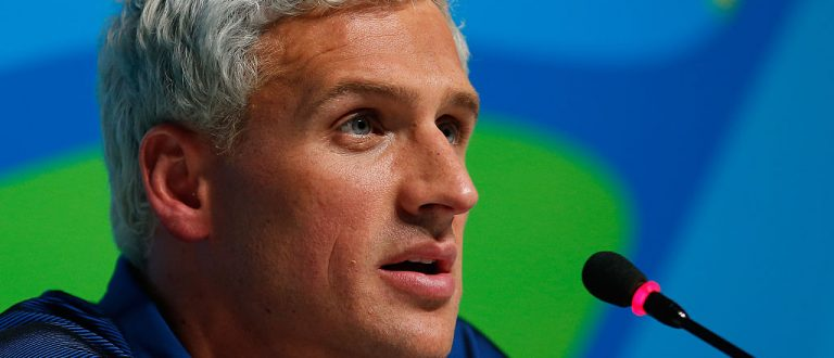 BREAKING: Ryan Lochte Apologized And Explained What Actually Happened In Rio (Getty Images)