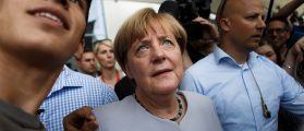 Angela Merkel On Refugee Crisis: Germany Screwed Up — Big Time