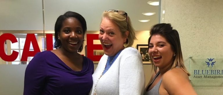 Ginni Thomas with two Turning Point USA activists. (Photo: The Daily Caller News Foundation/Katie Frates)