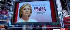 Hillary Clinton, Screen Grab MSNBC, 8-26-2016