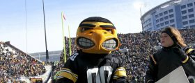 University Of Iowa Professor Deeply Worried Because Mascot And Logo Look TOO SCARY