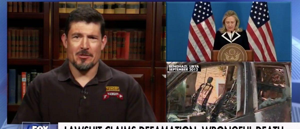 Kris Paronto, Screen Grab Fox News, 8-9-2016