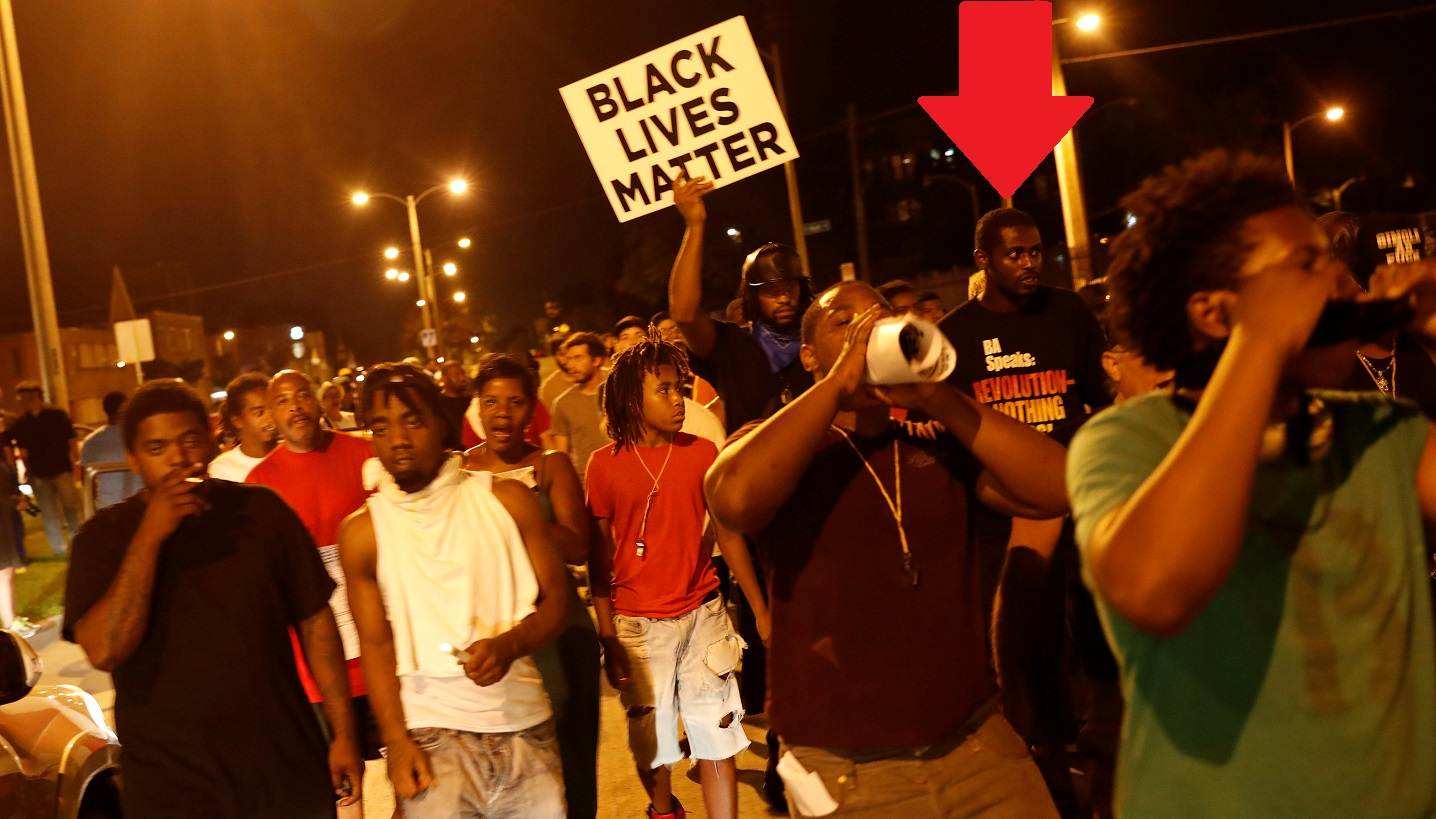 The Revolutionary Communist Party in Milwaukee Reuters/Aaron P. Bernstein