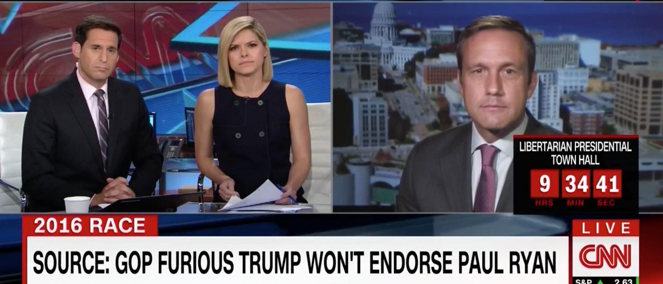 Paul Nehlen, Screen Grab CNN, 8-3-2016