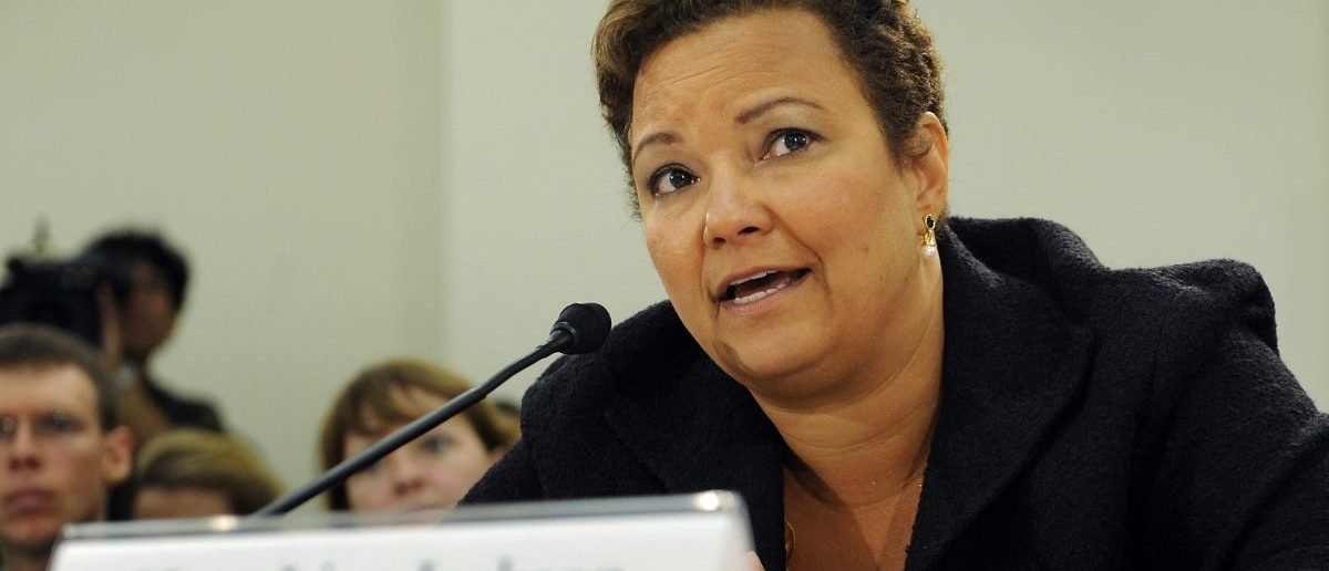U.S. Environmental Protection Agency Administrator Lisa Jackson testifies at a hearing of the House Subcommittee on Oversight and Investigations in Washington
