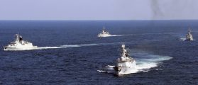 China Prepares To 'Counter Attack' As US Carrier Enters Contested Waters