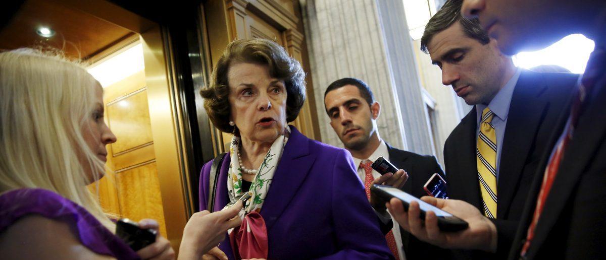 U.S. Senator Dianne Feinstein (D-CA)