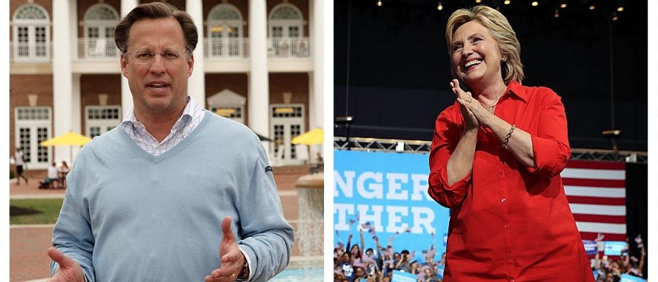Dave Brat, Hillary Clinton (Getty Images)