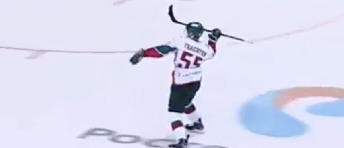 KHL (Credit: Screenshot Instagram Video hcakbars)