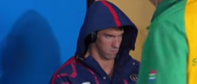 Michael Phelps Just Revealed Who He Was Listening To In Rio When He Made That Death Stare [VIDEO]
