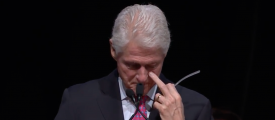 Bill Clinton: The People Who Funded The Foundation 'Knew Exactly What They Were Doing' [VIDEO]
