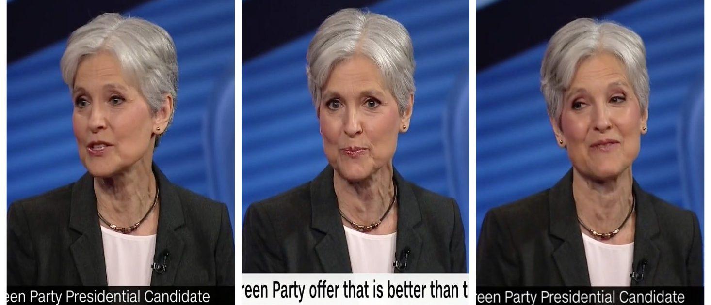 Jill Stein is a babe (CNN)