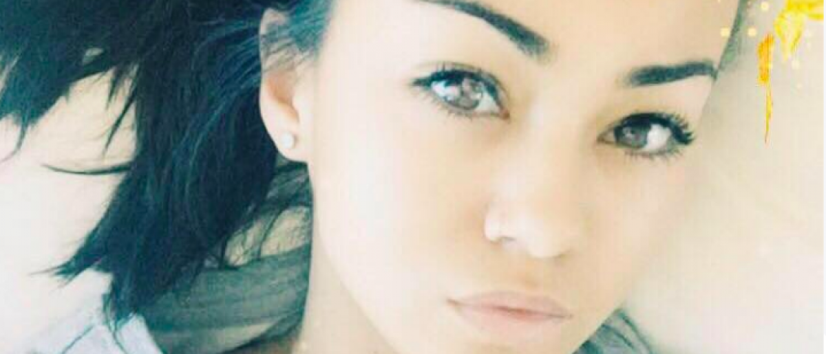 Mia Ayliffe-Chung, 21, was stabbed to death at a hostel in Australia. (Mia Ayliffe-Chung / screenshot from Facebook)