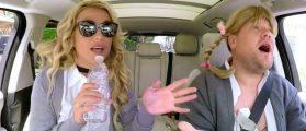 Britney Spears Carpool Karaoke (photo: You Tube Screen Shot)