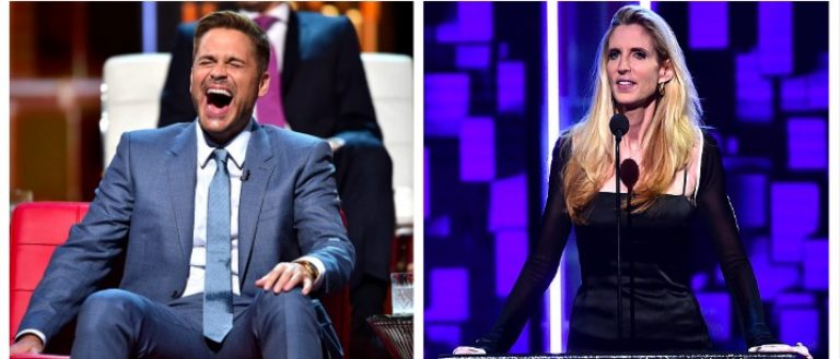 Rob Lowe, Ann Coulter (Getty Images)