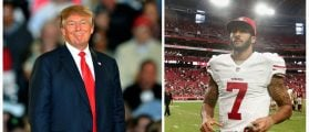 Donald Trump On Colin Kaepernick: Perhaps He Should Find A New Country To Live In