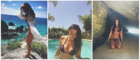 Melina Roberge (Credit: Instagram)