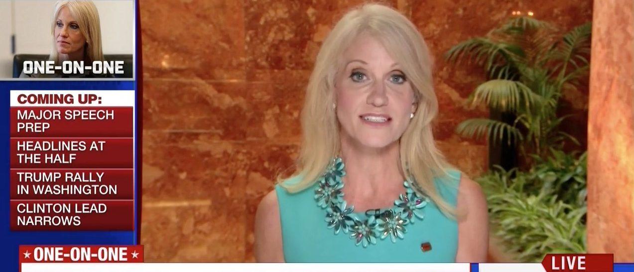 Kellyanne Conway (MSNBC)