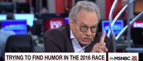 Comedian Lewis Black BLOWS HIS TOP Talking About Trump [VIDEO]