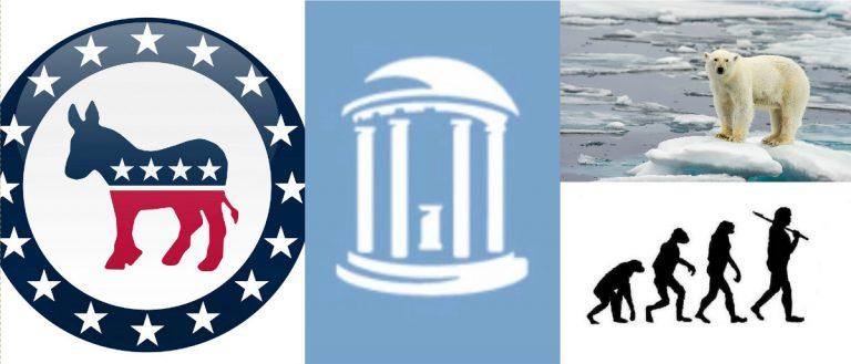 Shutterstock/Matt Trommer, YouTube screenshot/UNC-Chapel Hill, Shutterstock/FloridaStock, public domain