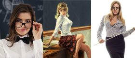 BREAKING SCIENCE NEWS: Students Learn More From Smoking Hot Teachers