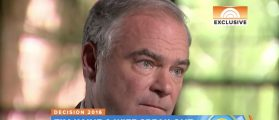 Catholic Organization Warns Members About Tim Kaine's Radical Roots
