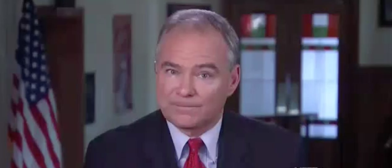 Tim Kaine, Screen Grab NBC, 8-7-2016
