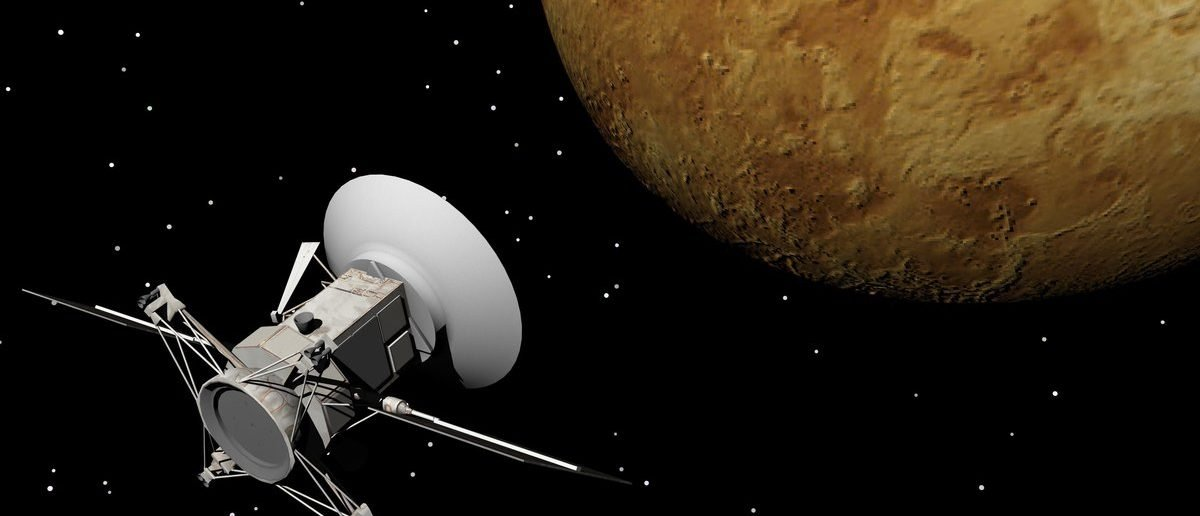 space probes of venus - 1200×516