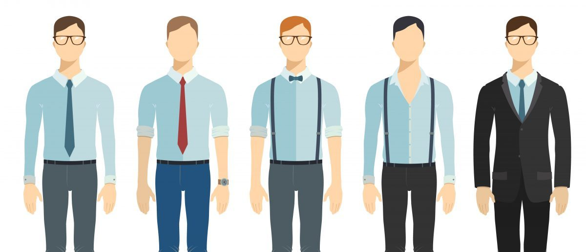 White men. [Shutterstock/Goodreason]