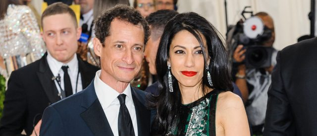 Huma Abedin Lets Weiner Back In