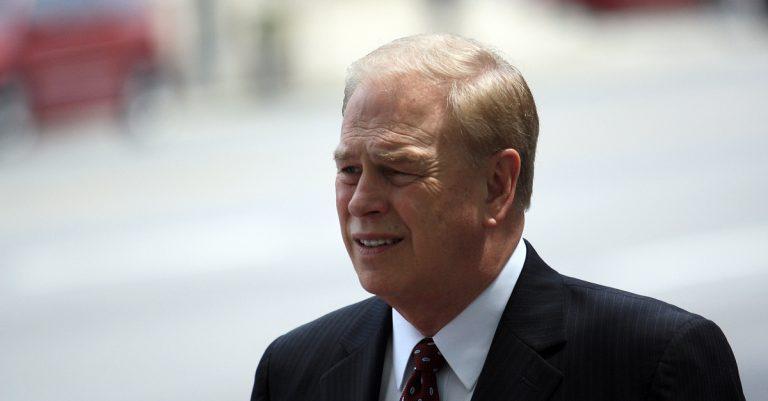 Former Ohio Gov. Ted Strickland (Credit: Robert J Daveant/Shutterstock)