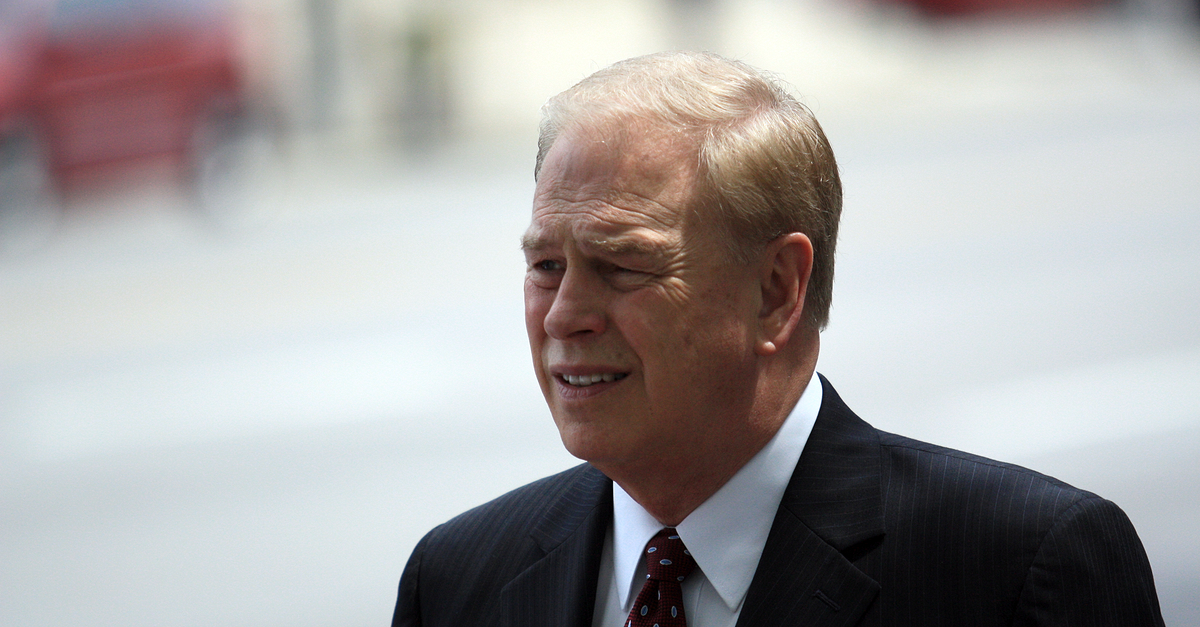 Ted Strickland apologizes for comments on Scalia's death