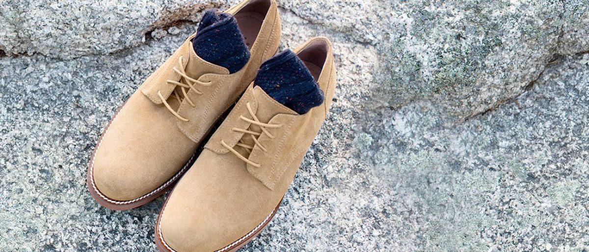 G.H. Bass & Co. factory shoes are Bon sale (Photo via G.H. Bass)