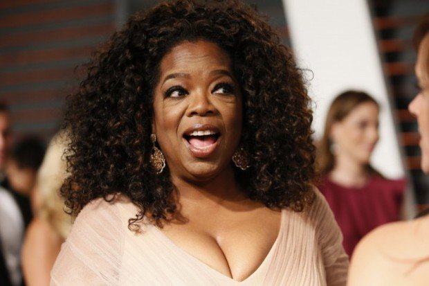 People Like Oprah but Aren't Sure About Her Running for President