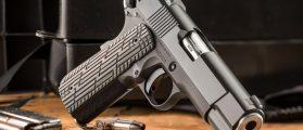 Gun Test: Dan Wesson Valkyrie Commander Pistol