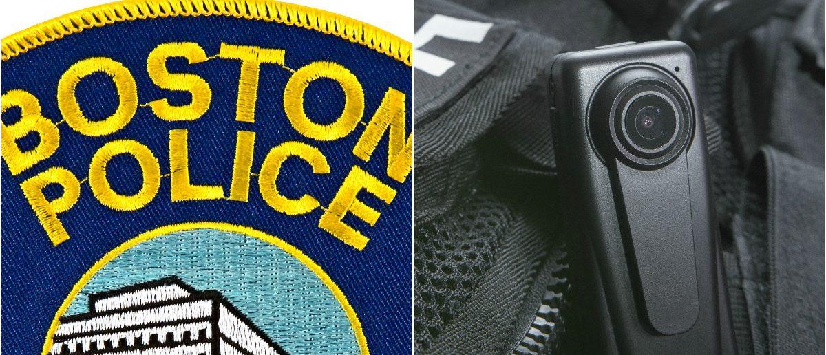 Boston Police: Al Mueller /shutterstock.com, Body Camera, Skyward Kick Productions /shutterstock.com