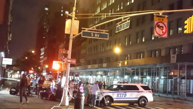 NYC Beefs up Security in Wake of Chelsea Explosion