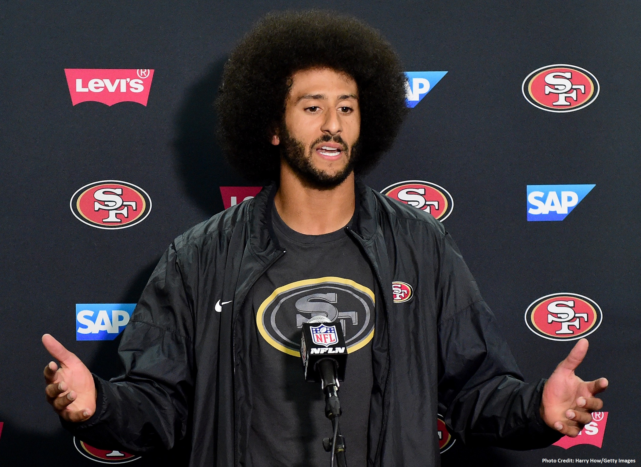 Colin Kaepernick on Terence Crutcher, Death Threats, and Donations