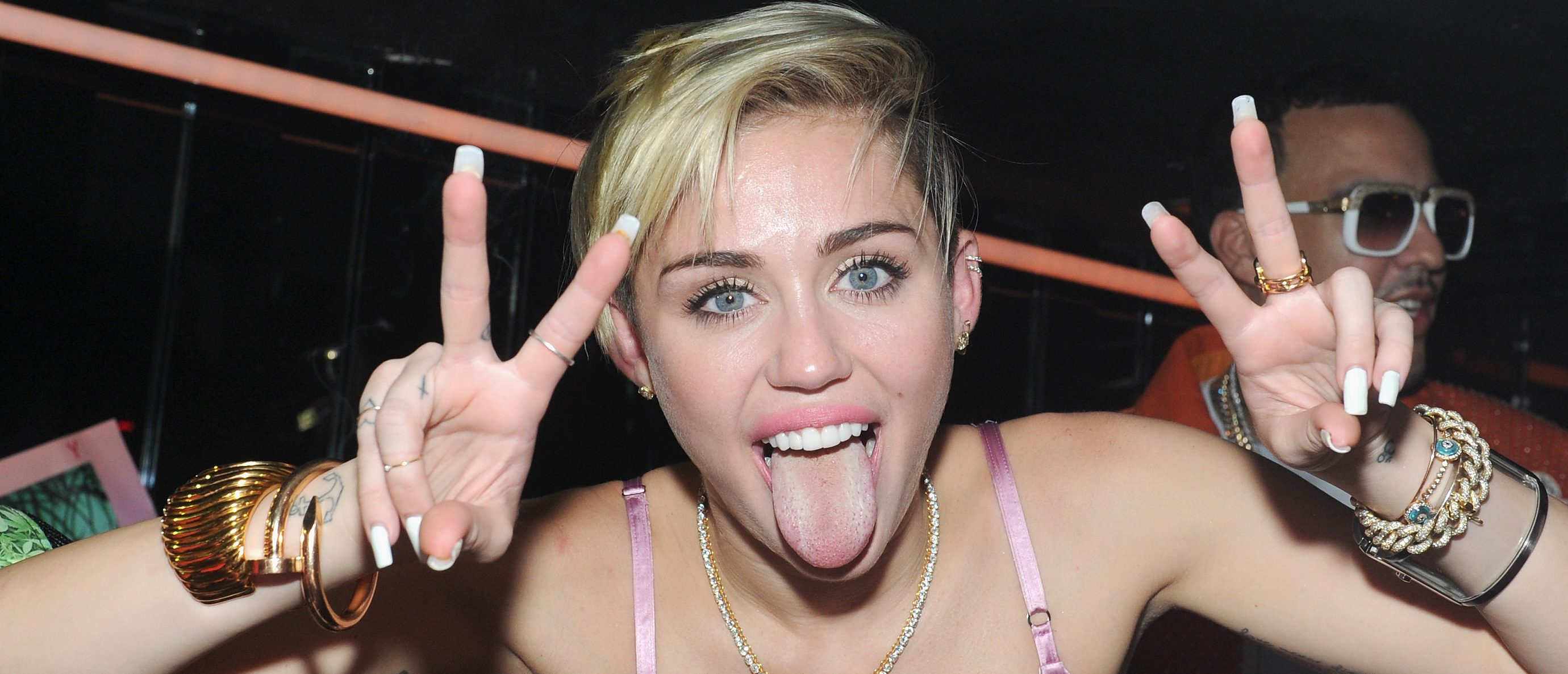 Miley Cyrus (Photo: Jamie McCarthy/Getty Images for The General)