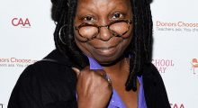 Whoopi Goldberg. (Photo: Larry Busacca/Getty Images for CAA)