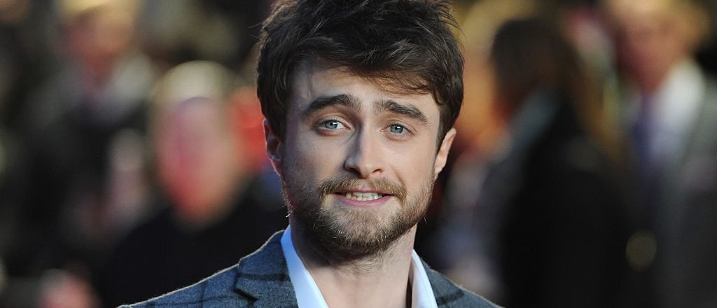 """LONDON, ENGLAND - OCTOBER 20:  Daniel Radcliffe attends the UK Premiere of """"Horns"""" at Odeon West End on October 20, 2014 in London, England.  (Photo by Stuart C. Wilson/Getty Images)"""